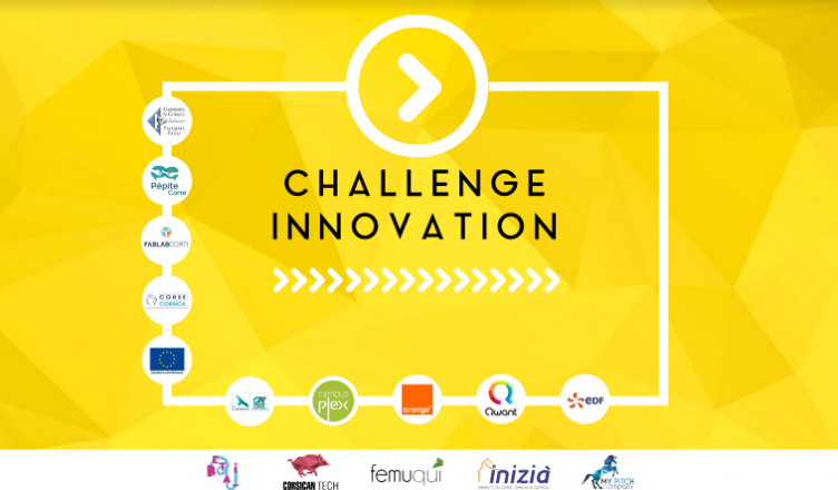 Challenge innovation de l'université de Corse